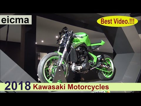 Download Kawasaki 2018 Motorcycles -  all bikes in one video.!!! HD Mp4 3GP Video and MP3