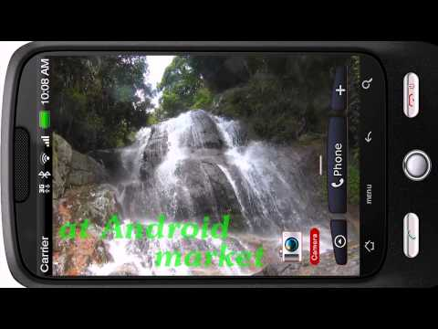 Video of The Lost Waterfall HD