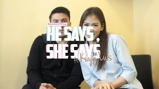 Video IS CLOSURE IMPORTANT? WHY DO MEN CHEAT?.. He Says, She Says ft Kuya Luis MP3, 3GP, MP4, WEBM, AVI, FLV Maret 2019