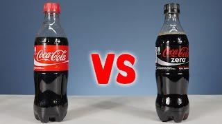 コーラの砂糖の量!コカコーラとコーラゼロを煮詰めてみたらこうなった