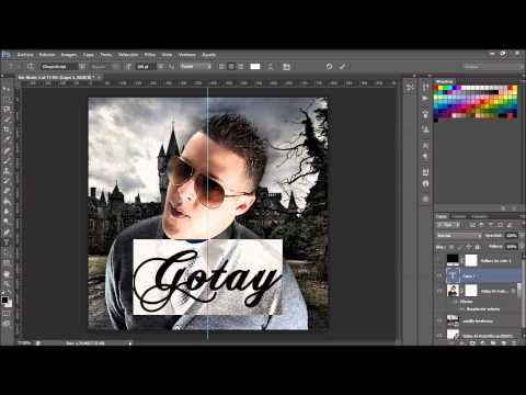 SPEED ART De Algo Sencillo De Gotay