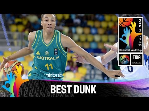 korea - Watch NBA rookie Dante Exum take it to the rim. The 2014 FIBA Basketball World Cup will take place in Spain from 30 August - 14 September and will feature the best international players from...