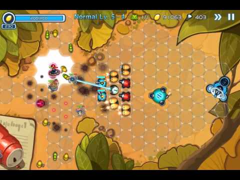 Video of Tiny Defense