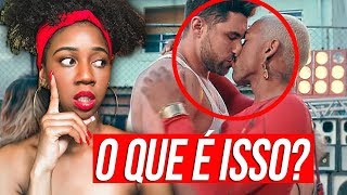 image of RESPOSTA - NEGO DO BOREL BEIJANDO HOMEM!