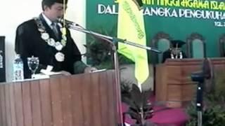 Video Pengukuhan Guru Besar Prof. Dr. Mujamil, M.Ag. MP3, 3GP, MP4, WEBM, AVI, FLV Desember 2017