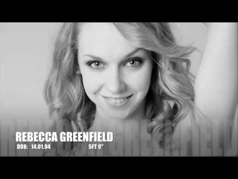 Rebecca Greenfield - Dance Showreel 2018