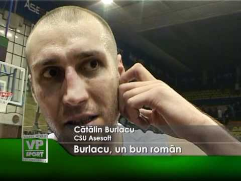 Burlacu, un bun român