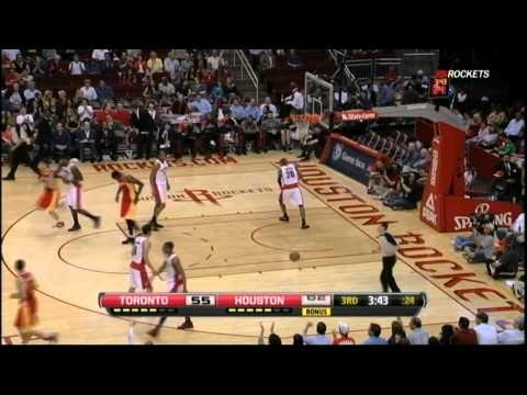 [2.28.12] Kyle Lowry - 26 points vs Raptors (Complete Highlights)