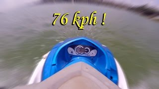 2. Yamaha VX110 Sport WaveRunner Top Speed