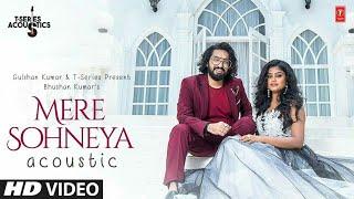 Kabir Singh : Mere Sohneya Sohneya Ve Ve Mahi Mera Kithe Nayo Dil Lagna | Mere Sohneya Acoustic Song
