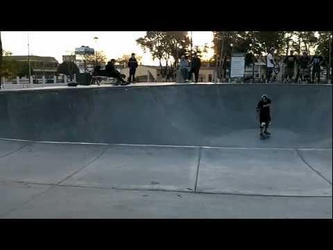Chaca Skate Park Bowl. Argentina, San Martin