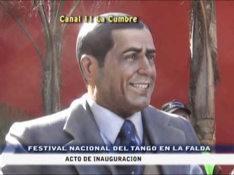 SANTOS ESTUVO PRESENTE EN LA INAUGURACION: IMPORTANTES APORTES DE LA NACION Y LA PROVINCIA AL FESTIVAL DEL TANGO