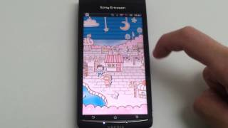 Sweets Shop LiveWallpaper YouTube video