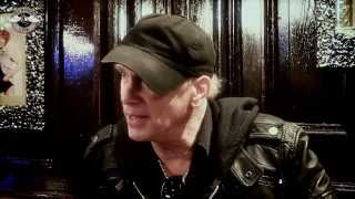 The Winery Dogs - Interview Billy Sheehan - Paris 2013