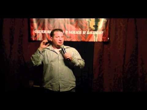 A.O.Wash Original Comedy Box (Comedian: Dan Smith) 11/25/11 [Pt. 1]