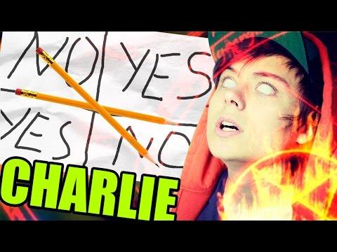 CHARLIE CHARLIE CHALLENGE GOES WRONG (видео)