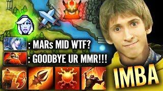 Video WTF Mars MID By Dendi NEW IMBA Most Fun 7.21 Hero EPIC Dota 2 Gameplay MP3, 3GP, MP4, WEBM, AVI, FLV Maret 2019