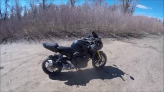 3. 2007 yamaha fz1 Durzo does a review (pro's and con's)