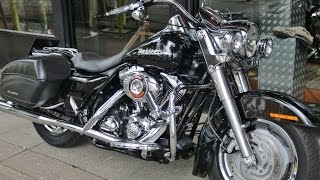 2. 2007 Harley-Davidson FLHRS Road King Custom @ West Coast Glasgow