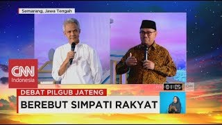 Video Debat Pilgub Jateng 4/5: Ganjar Pranowo & Sudirman Said Soal e-KTP MP3, 3GP, MP4, WEBM, AVI, FLV Desember 2018