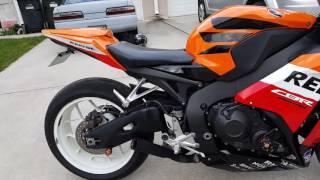 11. 2012 Honda CBR1000RR Repsol