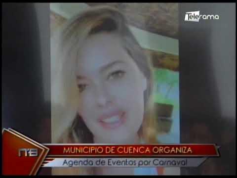 Municipio de Cuenca organiza agenda de eventos por carnaval