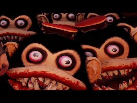 ホラーゲーム - ホテルで猿と恐怖の鬼ごっこ・・・ - 実況プレイ