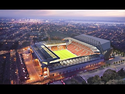 STUNNING NEW ANFIELD DRONE FOOTAGE!!