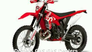 2. 2013 GAS GAS XC 300 E Features, Details