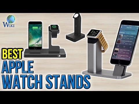 9 Best Apple Watch Stands 2017