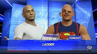 Nonton Dominic Toretto (Dom) aka Vin Disel VS Sloth (from the Goonies) - Ladder Match WWE 2k16 Film Subtitle Indonesia Streaming Movie Download