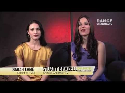 ABT - American Ballet Theatre Soloist Sarah Lane sits down with Dance Channel TVapos;s Stuart Brazell for an intimate conversation about her career, dance backgrou...
