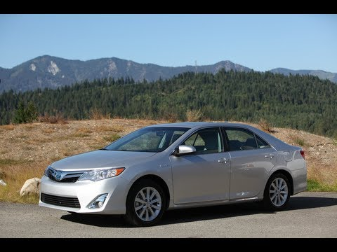 2012 Toyota Camry Review – Best-seller improved