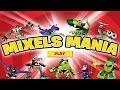 Lego Mixels Mixel Mania 3 Mix Murp Max