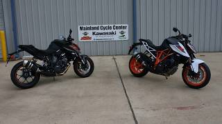 4. $17,999:  2017 KTM 1290 Super Duke R Super Naked Overview and Review