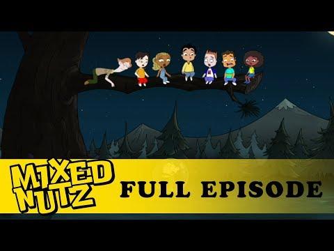 Mixed Nutz Episode 8 - Camping | FULL EPISODE