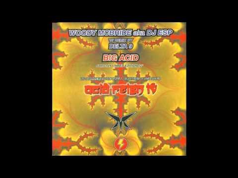 Woody McBride - Big Acid (Delta 9 Remix) (Acid Techno 2001)