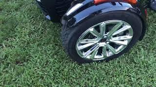 6. 2016 Can-Am Spyder F3 Limited 5500Mi