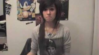 """Me Singing """"Perfect"""" by Pink - Christina Grimmie"""