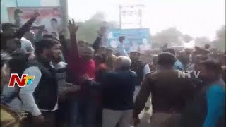 Locals Protest in Uttar Pradesh Forced to Change Rahul Gandhi's Tour Route
