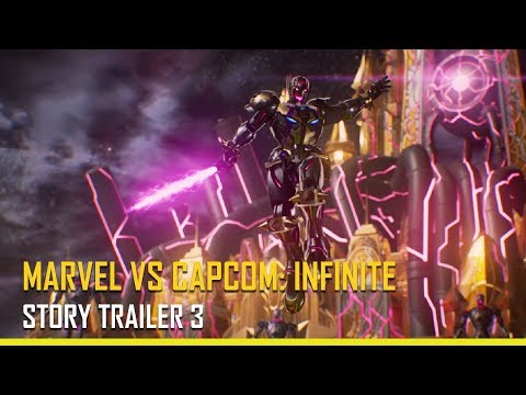 Marvel vs. Capcom: Infinite - Story trailer 3
