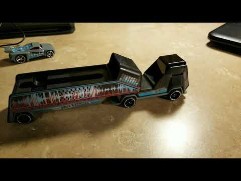 Download The Hot Wheels Park N Play Review Video 3GP Mp4 FLV HD Mp3