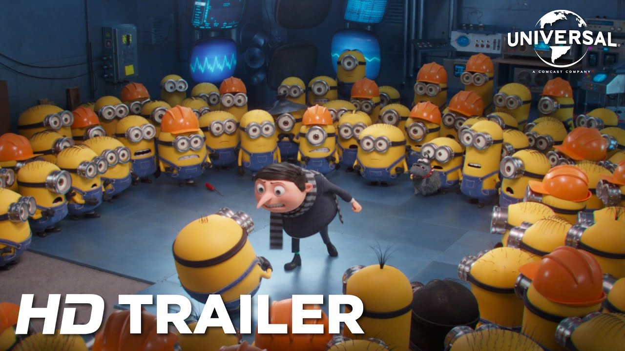 Trailer for Minions: The Rise of Gru (2022) Image