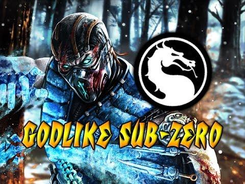 GODLIKE SUB-ZERO! Mortal Kombat X Week Of (Online Ranked)