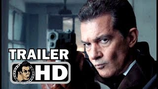 Nonton Bullet Head Official Trailer  2017  Adrien Brody  Antonio Banderas Action Movie Hd Film Subtitle Indonesia Streaming Movie Download