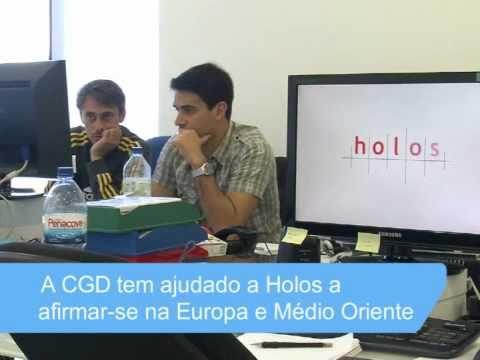 Holos – Case Study CGD