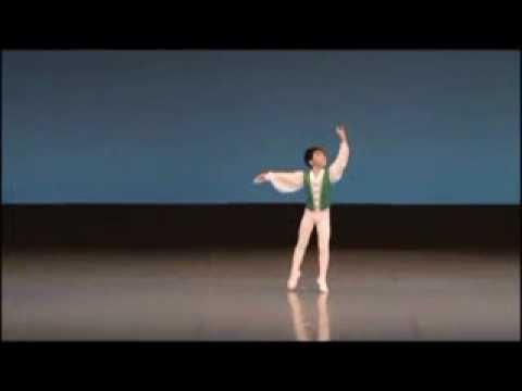 【動画】第2回かわさき全国バレエコンクール 小学3・4年生の部 第一位