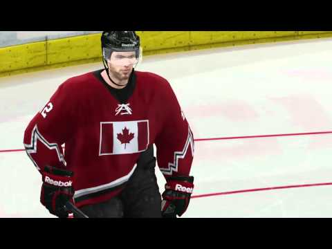 NHL 12: How I play Goalie – Full Game Commentary