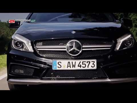 autoblogger - We testdrive the new Mercedes A45 AMG (355 hp) with a big turbo! Via http://www.abhd.nl/video/mercedes-a45-amg/ And welcome to our Autoblogger channel! Follo...