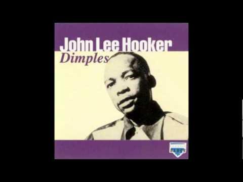 Tekst piosenki John Lee Hooker - Dimples po polsku